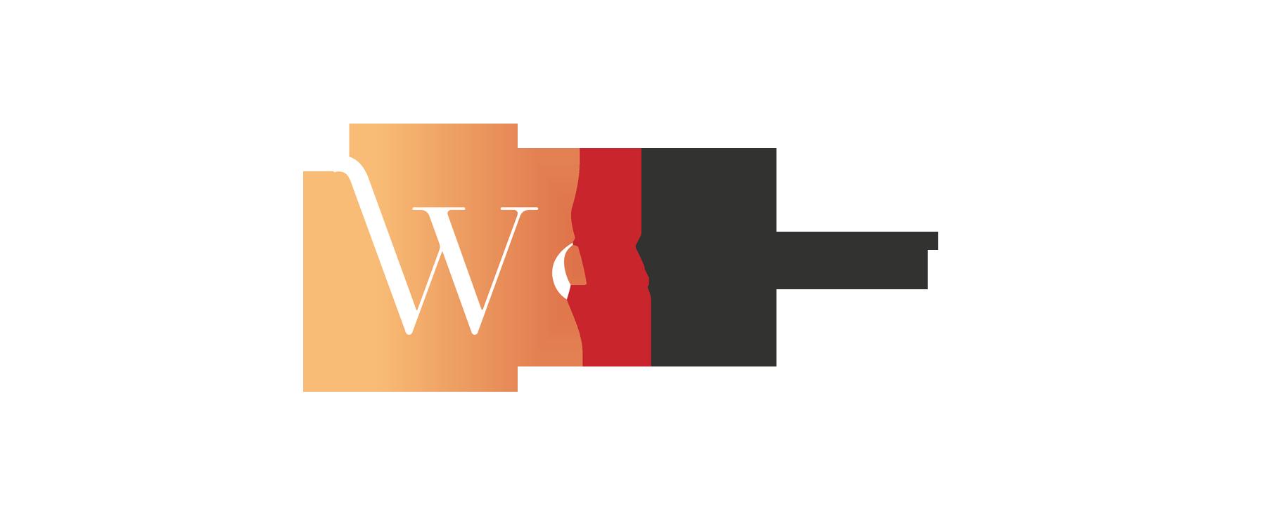 Logo Women & trust réalisé par agence caravansérail